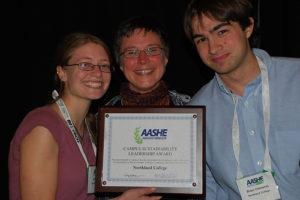 AASHE award winners ©AASHE