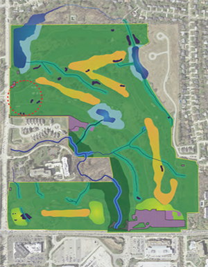 Ecological restoration master plan