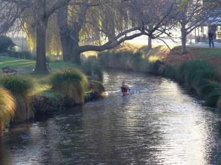Avon River ©Jennifer Dowdell