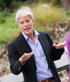 Biohabitats president Keith Bowers