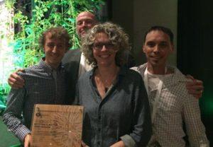 The Josey Pavilion Team: LakeFlato, Biohabitats, & TLC Engineering