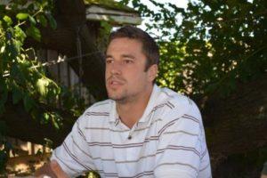 Biohabitats intern Nick Cloyd