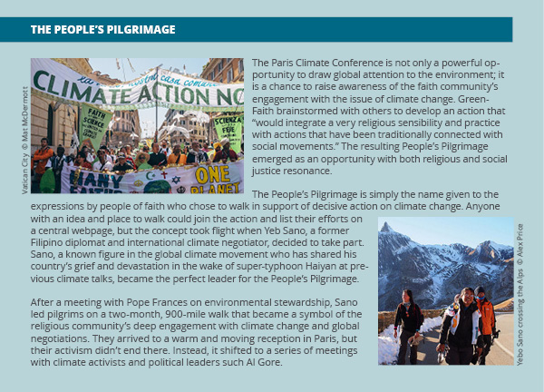 NonProfit Spotlight Greenfaith  Leaf Litter Newsletter