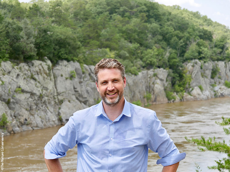 Biohabitats » Expert Q&A: Tim Purinton