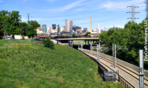 Assessing the potential for West Denver to become a model of urban regeneration at the district scale in Denver, CO