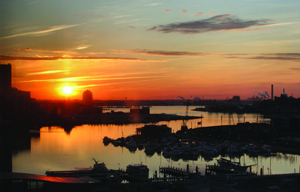 Action items in the plan promote clean water in Baltimore's Inner Harbor and the greater watershed